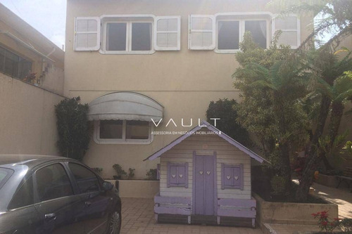 casa residencial à venda, vila paulistania, são paulo. - ca0016