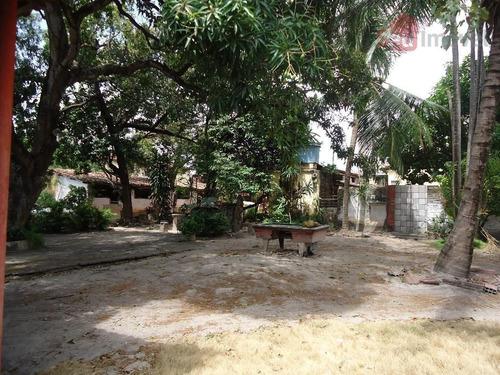casa residencial à venda, vila peri, fortaleza. - ca0316