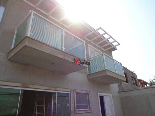 casa residencial à venda, vila petrópolis, atibaia - ca0300. - ca0300
