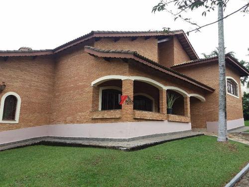 casa residencial à venda, vila petrópolis, atibaia. - ca1281
