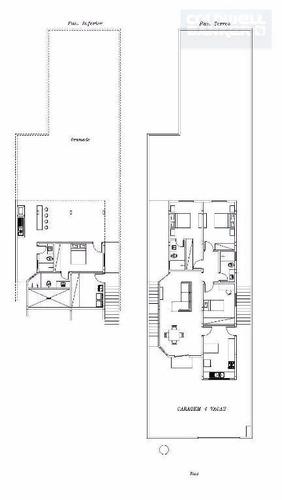 casa residencial à venda, vila petrópolis, atibaia. - codigo: ca0062 - ca0062