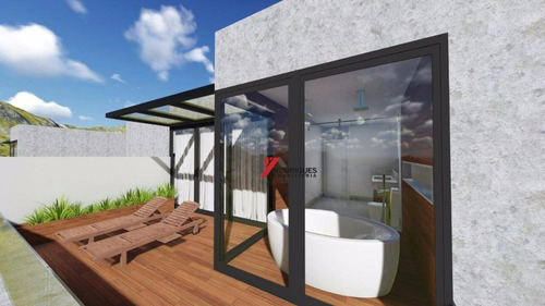 casa residencial à venda, vila petrópolis, atibaia - te0193. - ca0938
