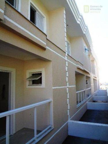 casa residencial à venda, vila pires, santo andré - ca0151. - ca0151