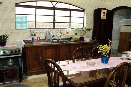 casa residencial à venda, vila pires, santo andré - ca1496. - ca1496