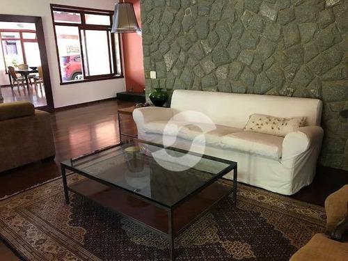 casa residencial à venda, vila progresso, niterói. - ca0420