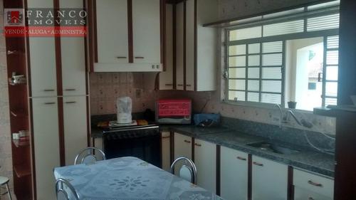 casa residencial à venda, vila progresso, valinhos. - ca0032