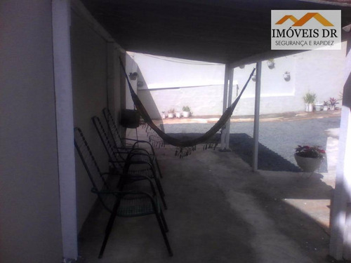 casa residencial à venda, vila proost de souza, campinas. - ca0147