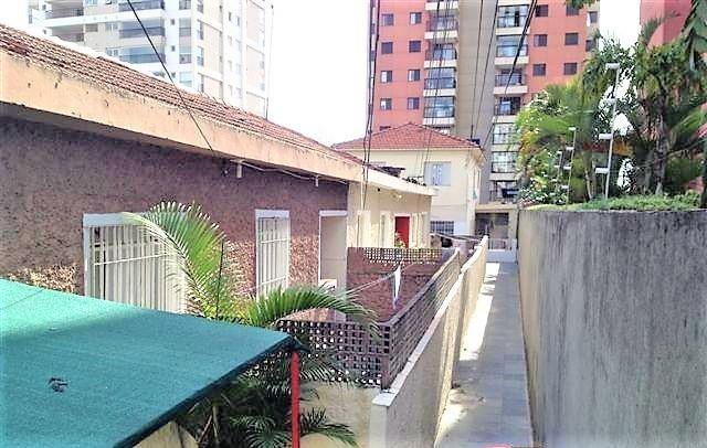 casa residencial à venda, vila regente feijó, são paulo. - ca0564