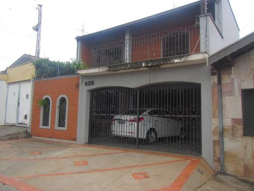 casa residencial à venda, vila rezende, piracicaba. - ca2019