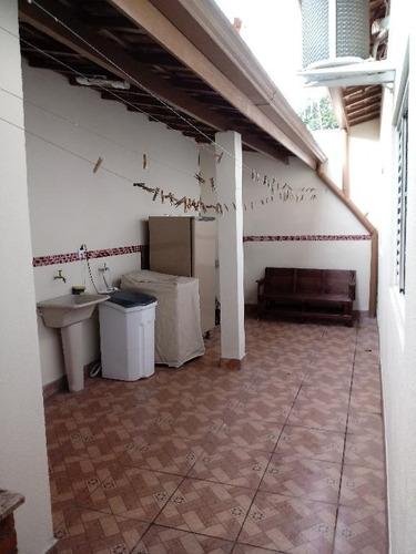 casa residencial à venda, vila rica, campinas. - ca0039