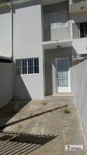 casa residencial à venda, vila romana, marília. - ca0508