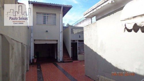 casa residencial à venda, vila romana, são paulo. - ca0038
