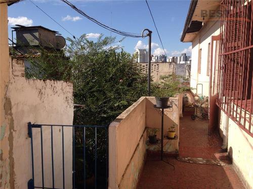 casa  residencial à venda, vila romana, são paulo. - ca0257