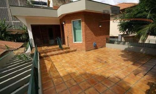 casa  residencial à venda, vila romana, são paulo. - ca0630