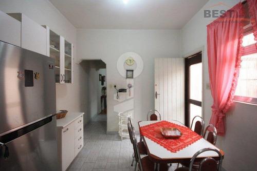 casa residencial à venda, vila romana, são paulo. - ca0637
