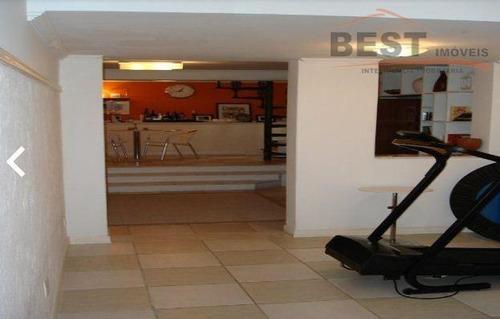 casa  residencial à venda, vila romana, são paulo. - ca0641
