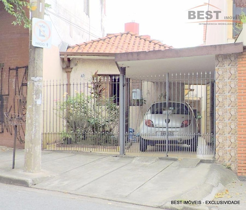 casa residencial à venda, vila romana, são paulo. - ca0680