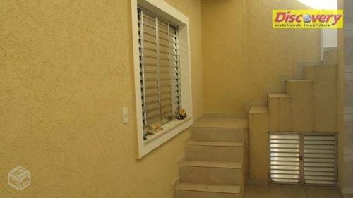 casa  residencial à venda, vila rosália, guarulhos. - ca0156