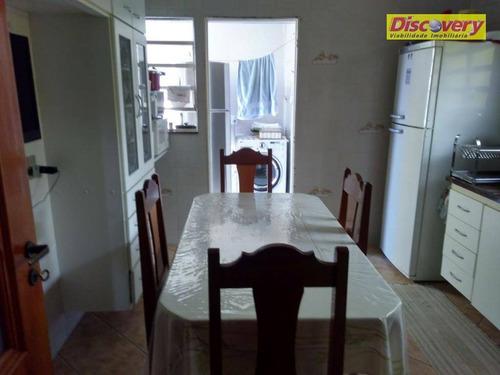 casa residencial à venda, vila rosália, guarulhos. - ca0281