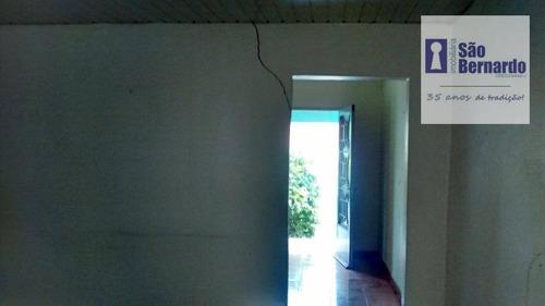 casa residencial à venda, vila santa catarina, americana. - ca1111