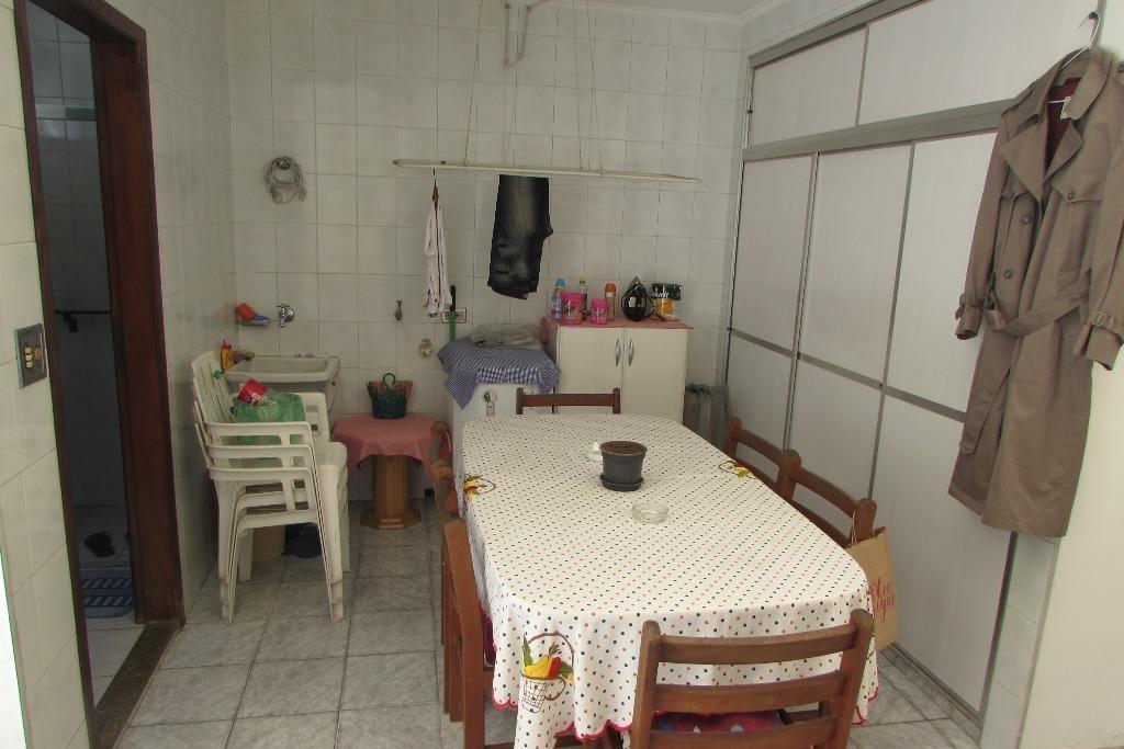 casa residencial à venda, vila santa clara, são paulo. - ca0482