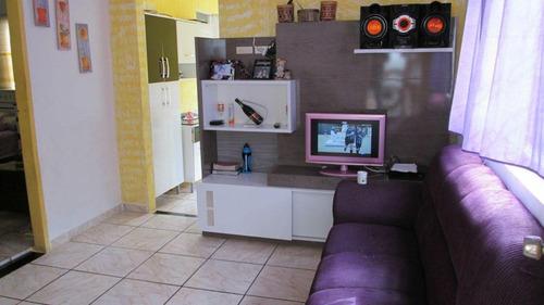 casa residencial à venda, vila santana, santa bárbara d'oeste - ca0134. - ca0134