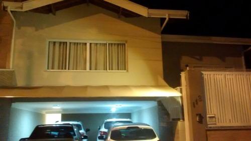 casa residencial à venda, vila santana, valinhos - ca1120. - ca1120