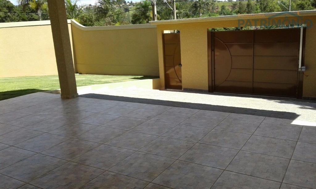 casa residencial à venda, vila santista, atibaia. - ca0442