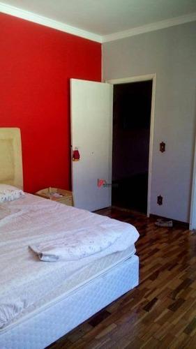 casa  residencial à venda, vila santista, atibaia. - ca0957