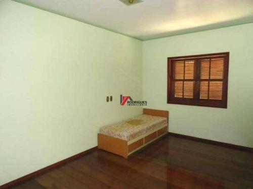 casa residencial à venda, vila santista, atibaia. - ca1257