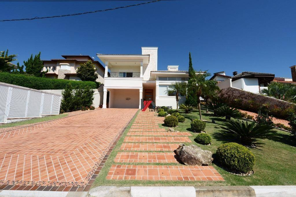 casa residencial à venda, vila santista, atibaia. - ca1447