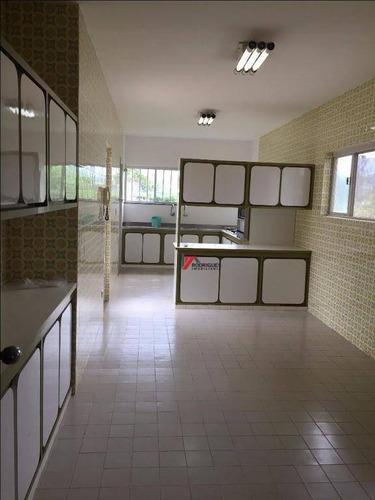 casa residencial à venda, vila santista, atibaia. - ca1569