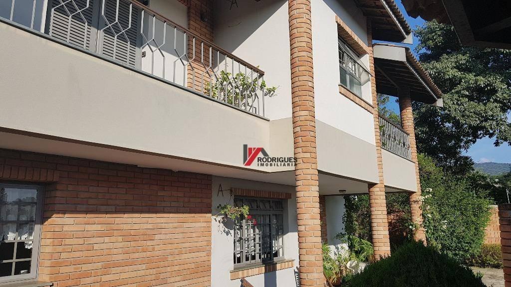 casa residencial à venda, vila santista, atibaia - ca1644. - ca1644