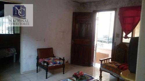 casa residencial à venda, vila santo alberto, santo andré. - ca2041