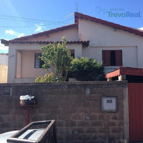 casa residencial à venda, vila santo antônio, valinhos. - ca1206