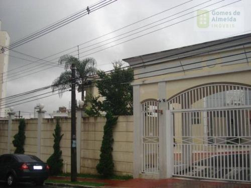 casa residencial à venda, vila scarpelli, santo andré - ca0016. - ca0016