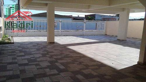casa residencial à venda, vila sônia, praia grande. - ca0077