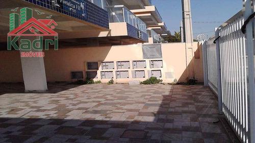 casa residencial à venda, vila sônia, praia grande. - ca0079