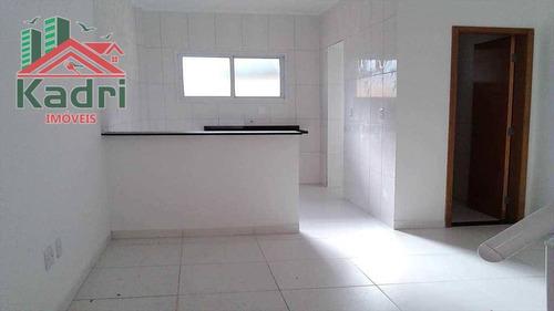 casa residencial à venda, vila sônia, praia grande. - ca0083