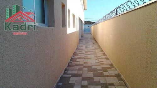 casa residencial à venda, vila sônia, praia grande. - ca0085
