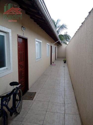 casa residencial à venda, vila sônia, praia grande. - ca0267