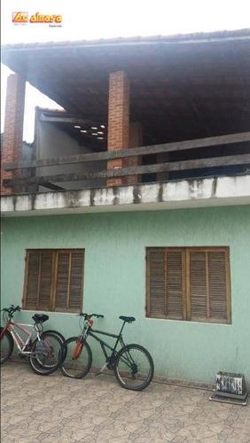 casa residencial à venda, vila são joão, guarulhos. - ca0088