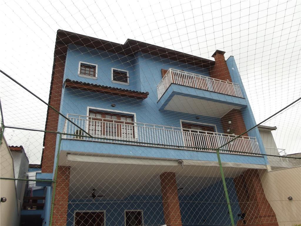 casa residencial à venda, vila suissa, mogi das cruzes. - ca0071