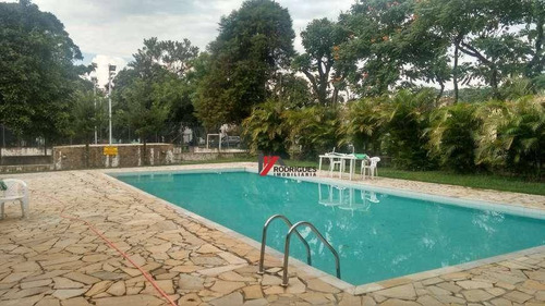 casa residencial à venda, vila thais, atibaia. - ca1231