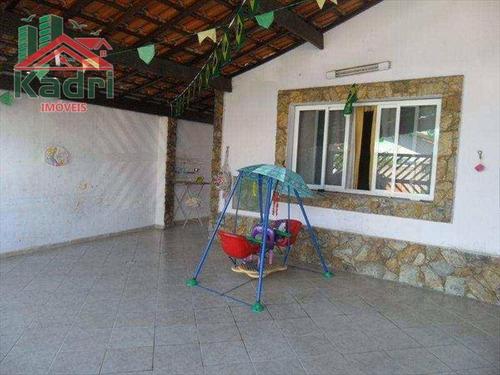 casa residencial à venda, vila tupi, praia grande. - ca0029