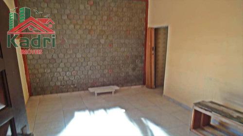 casa residencial à venda, vila tupi, praia grande. - ca0123