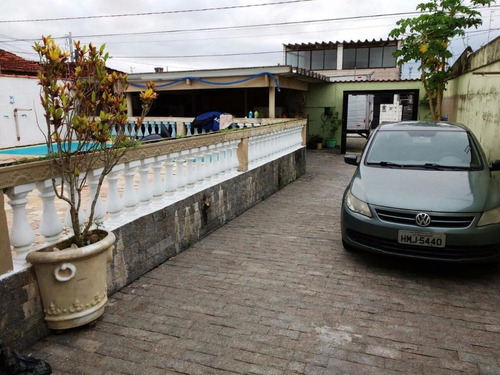 casa residencial à venda, vila tupi, praia grande. - ca0240