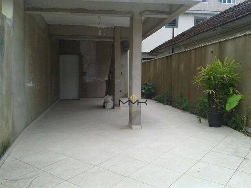 casa residencial à venda, vila valença, são vicente. - ca0086