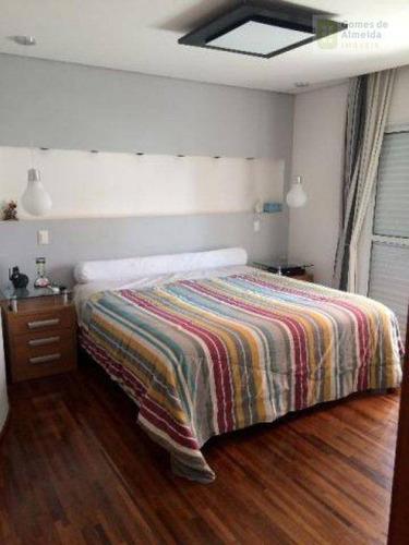 casa residencial à venda, vila valparaíso, santo andré - ca0141. - ca0141