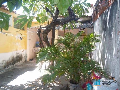 casa residencial à venda, vila velha, fortaleza. - codigo: ca1137 - ca1137